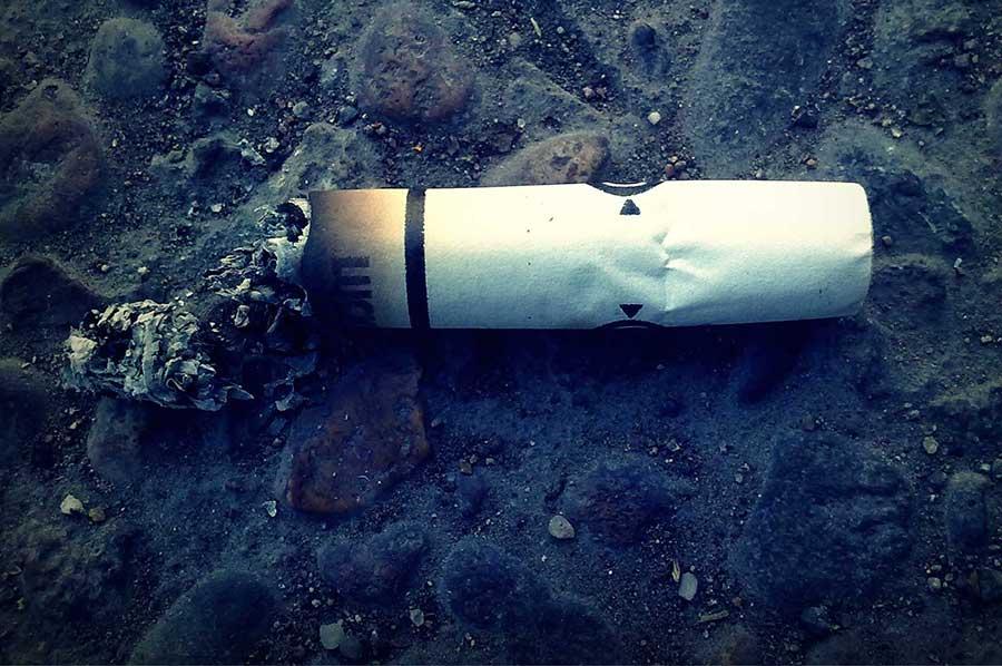 Nichtraucher werden